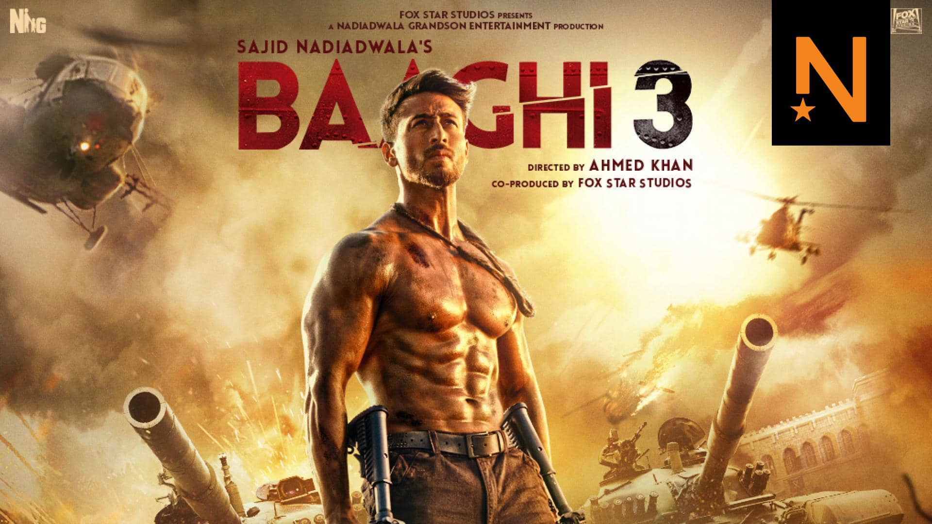 Baaghi 3 2020 Full Hindi Movie Download Its Time To Boost Business Online